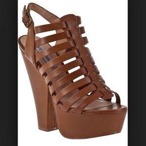 Steve Madden Glendael/Glendale Heel Sandals